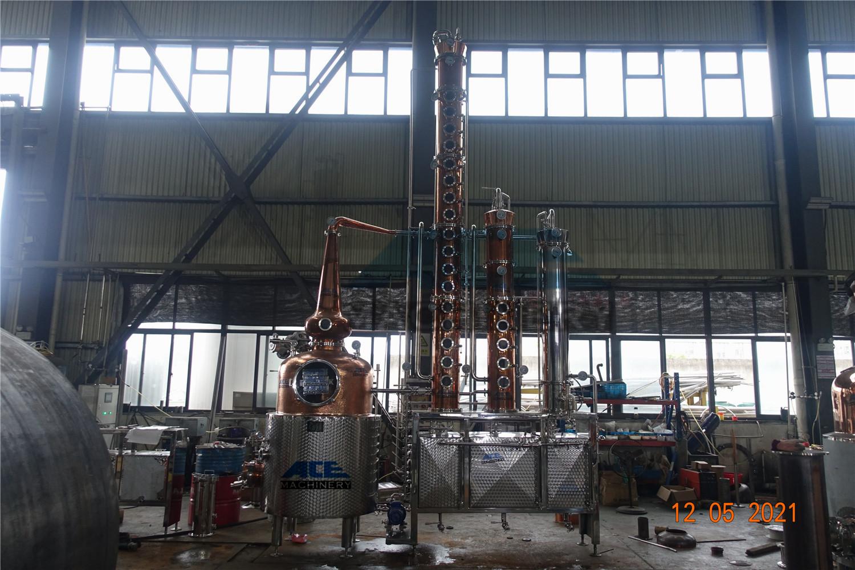 distiller equipment