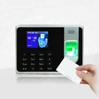 Time Machine Attendance Simple And Easy Operation 1 000 Fingerprint Time Attendance Machine With RFID Card Reader Supports Both Nettwork And Standalone