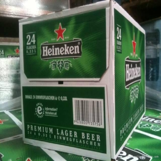 Высокое качество Оригинальное пиво Heineken 330 мл