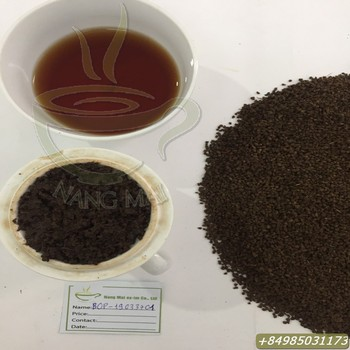 The best seller CTC Black tea BOP Powder 100% Nature Tea