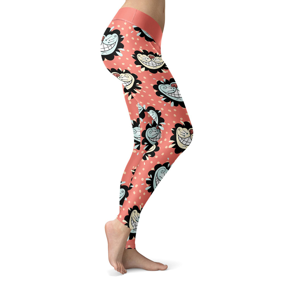 Hot Selling Women Leggings Light Weight Compression Pants Breathable Seamless Yoga Pants For Gym