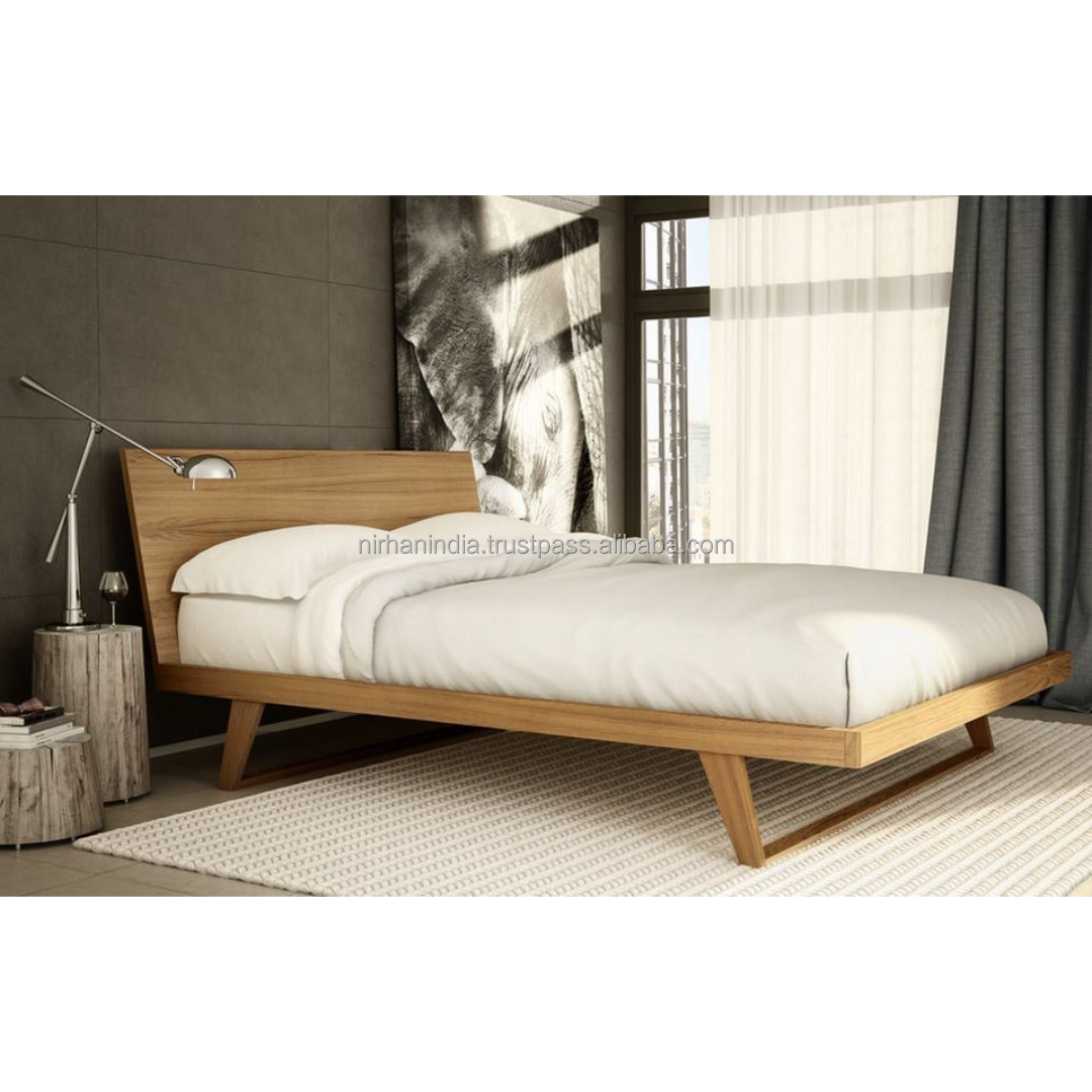 Size Low Height Bed Latest Design Wooden Simple Elegant Unique Look Custom Made Bedroom Furniture Home Furniture Bedroom Set Buy Simple Good Looking Unique Best Design Hot Trend New Latest 2021