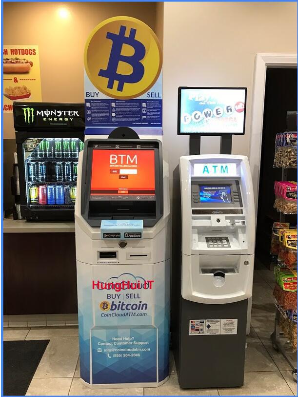 Bitcoin România are în plan să dezvolte o reţea de 300 de ATM-uri în acest an