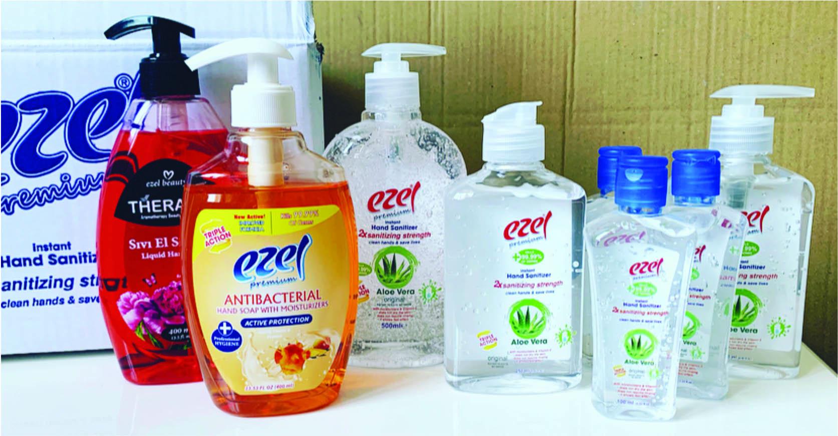 liquid hand soap 1000 ml white