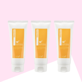 White Science Brilliant E.R Cream Pack Korea Skincare Korean Cosmetic salicylic acid cream pack