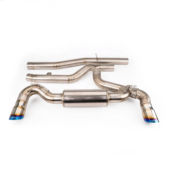 performance exhaust for supra A90catback 90mm 7.9kg