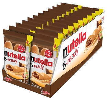 Ferrero Nutella & Go Chocolate Hazelnut Cream and Biscuits Snack in Bulk