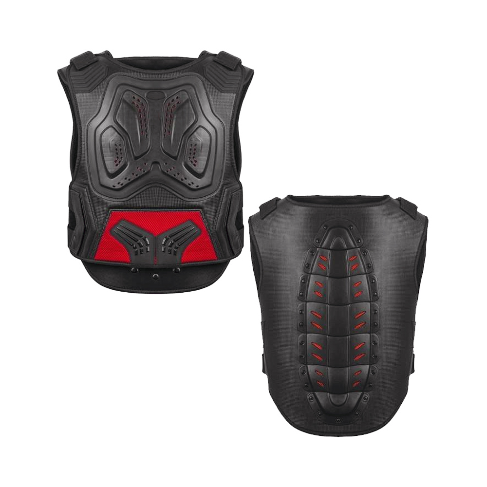 Motorcycle Motocross Body Protective Vest Back Support Spine Chest Protector