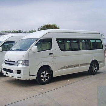 Used Quality Toyota Hiace Mini Bus Left Hand Drive