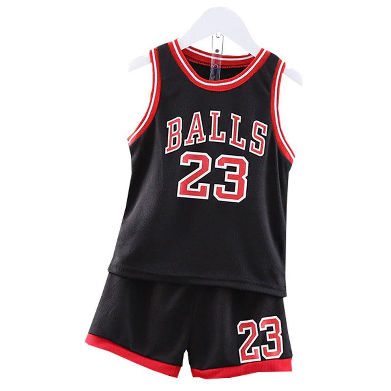 Student Football Uniform Tracksuit Set Baby Sport Jerseys Kids Boys Team Basketball Jersey Suits Soccer Clothes Set Uniform Set - Buy 2 Pcs Sets ...