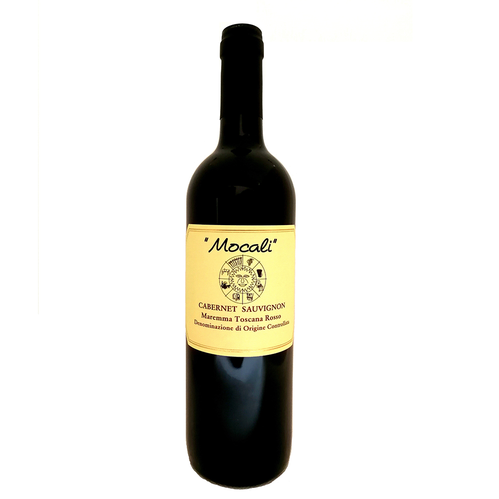 TOP QUALITY MADE IN ITALY RED WINE MAREMMA TOSCANA CABERNET SAUVIGNON DOC 750ml FOR EXPORT