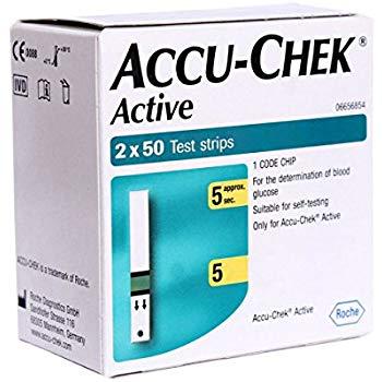 cheap Accu-Chek Aviva 50 Test Strips/Accu chek active in health and medical