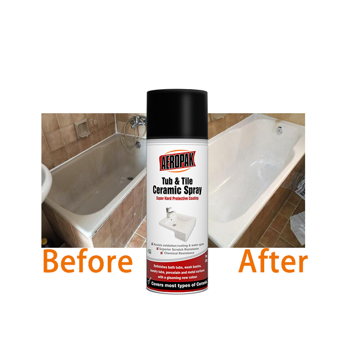 Aerosol Tub And Tile Spray Refinishing Ceramic Spray Paint Buy Tub And Tile Ceramic Spray Bathroom Renew Spray Bathtub Aerosol Paint Product On Alibaba Com