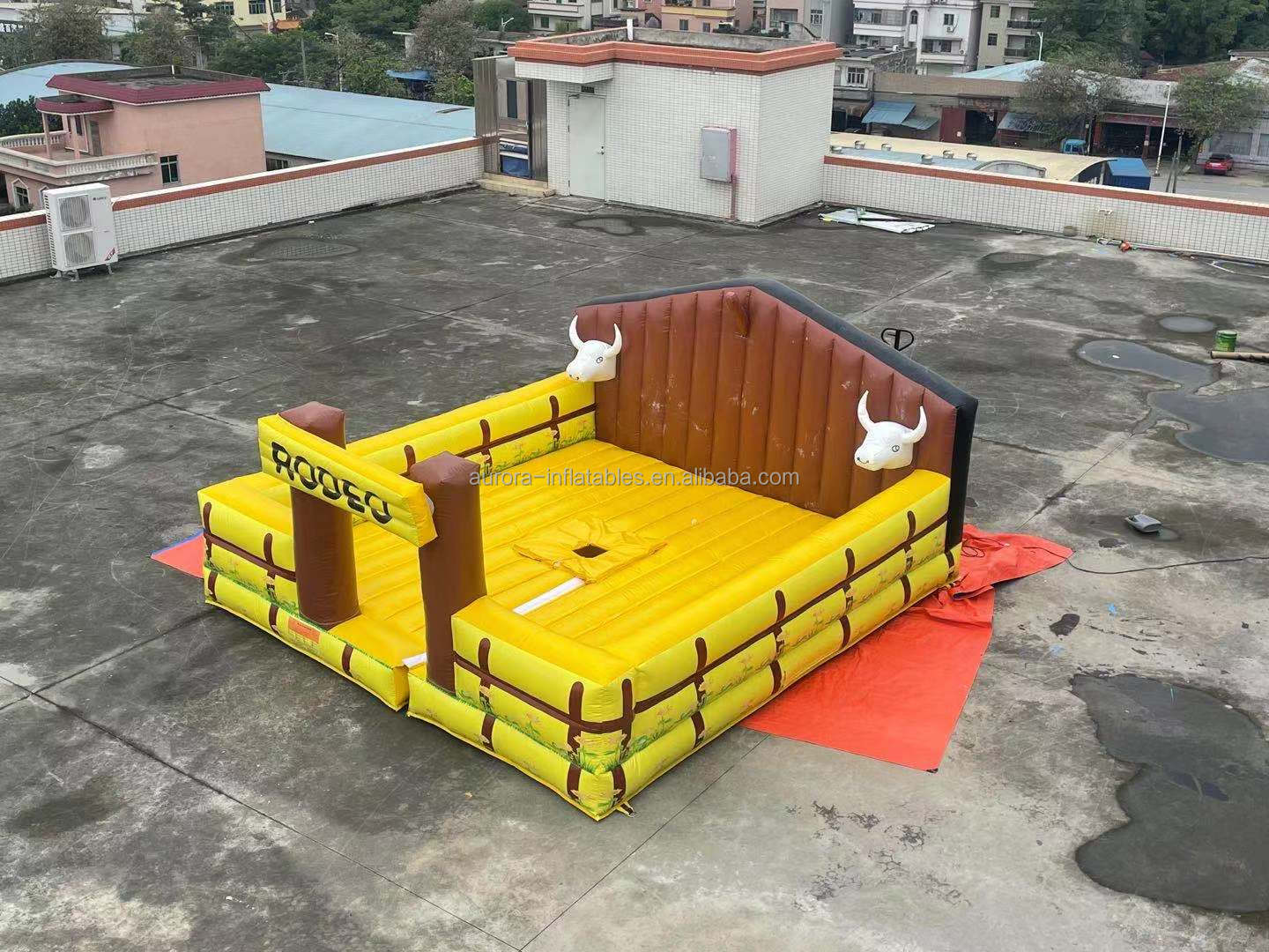 New Outdoor High Quality mechanical bull ride for adults riding