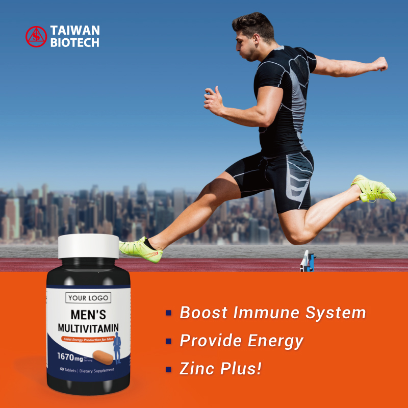 Men multivitamin tablet multivitamin for men