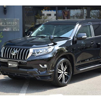 Second Handed / Used 2013 TOYOTA Land Cruiser Prado Right/Left Hand Drive