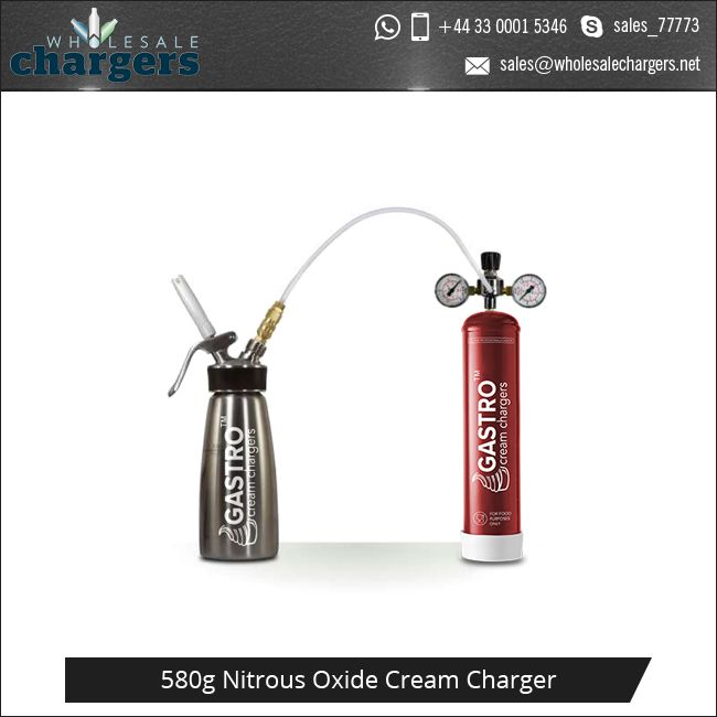 Genuine Supplier of Customized Cream Whipper Charger at Best Price