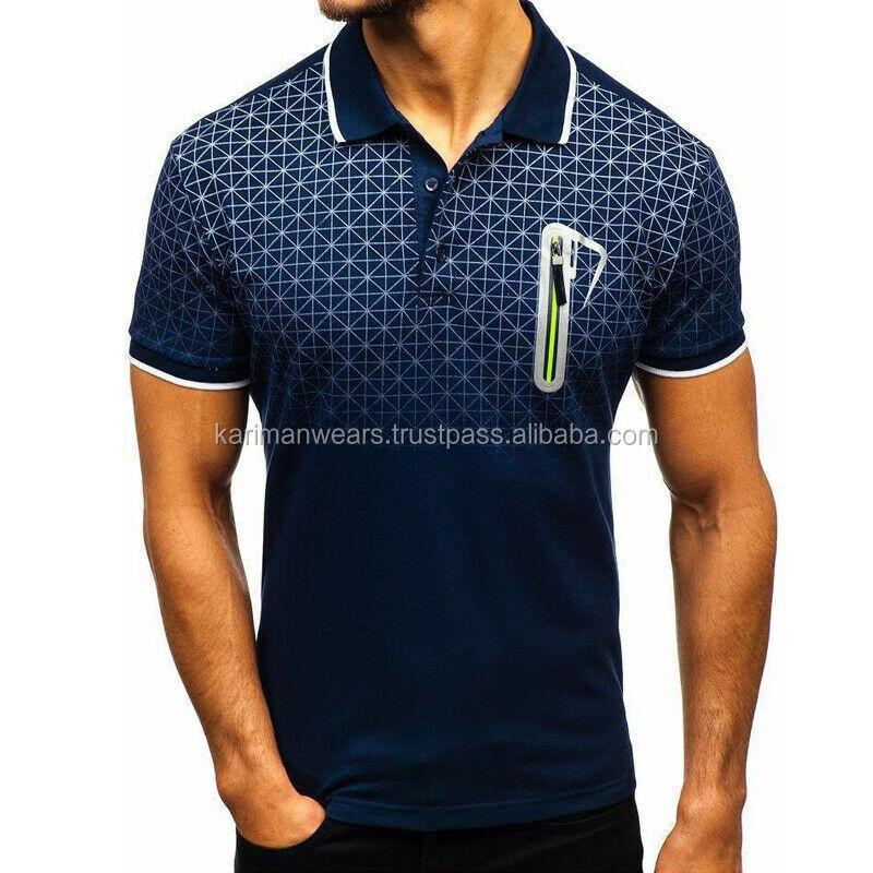 Free Design Custom Logo Polo Shirt T Shirt Sublimation Print With Logo