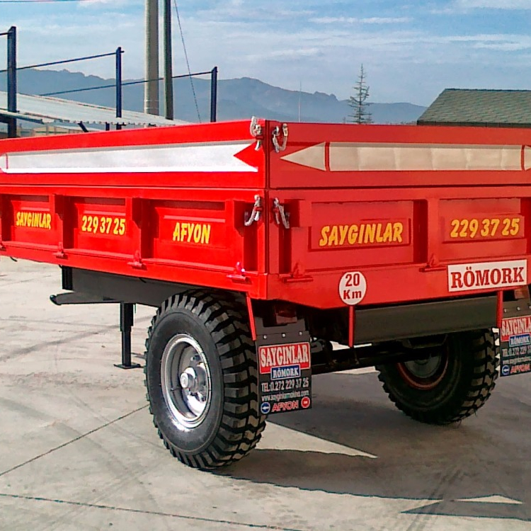 hidrolik fren damperli romork tek dingilli arka devirmeli romork 3 5 ton traktor romork buy damperli romorklar icin satis 2 3 ton traktor romork iki