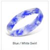 Reflex Blue White Swirl