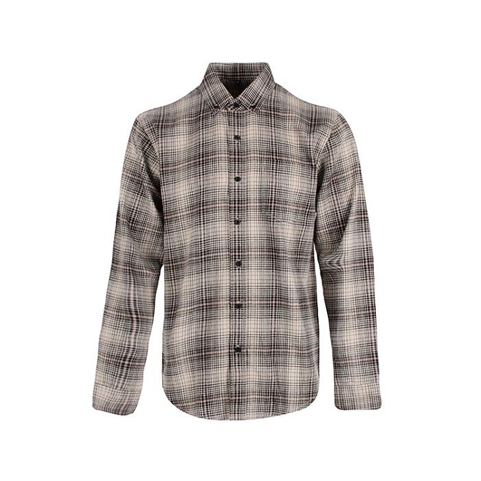 custom flannel shirt