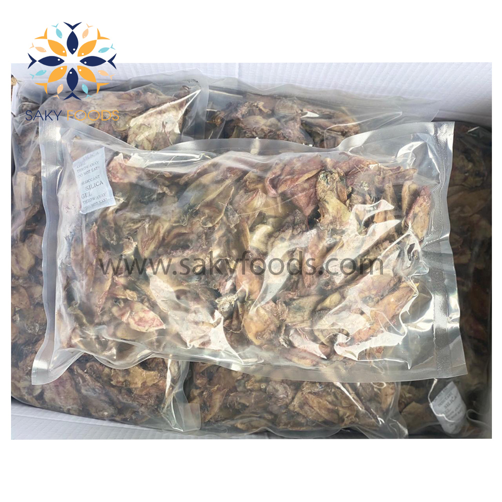 Dried squid f