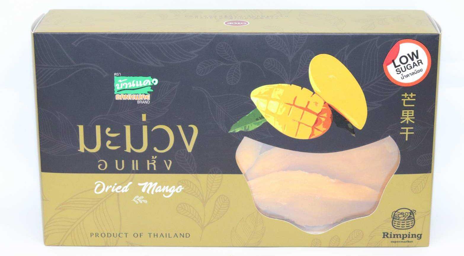 Закуска из сушеного манго, оптовая продажа из Таиланда