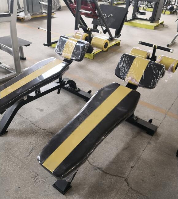 Germany FIBO Show Commercial Gym Equipment Wholesale/Fitness Equipment Decline bench Hammer Strength With Multi Power