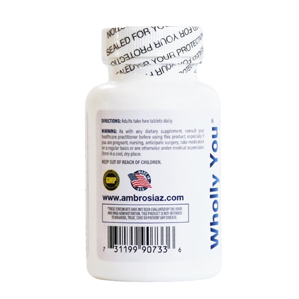 Таблетки с витамином B-комплексной фолиевой кислотой, пищевая добавка, диетическое питание