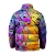 High Quality Custom Puffer jacket Quilted Padded Alien Geometrics Jacket Bubble Jacket