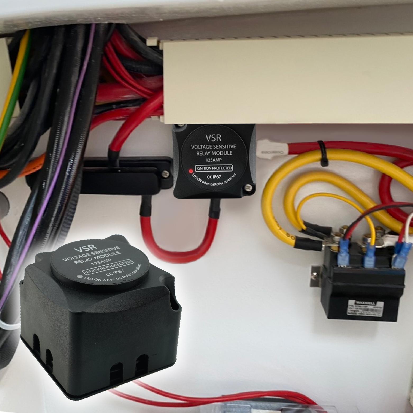 Чувствительное напряжение реле соответствует основным аккумуляторным переключателям