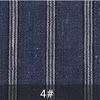 #4 Royal blue stripe