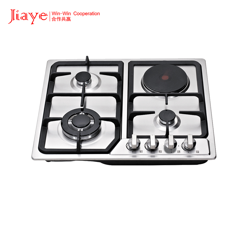 Home Use Kitchen Stainless Steel Electric Cooktop Stove Gas And Electric Hob Gas Hobs Jy Es4013 Buy Gas And Electric Hob Stainless Steel Hot Pot Gas Commercial Kitchen Gas Stoves Product On Alibaba Com