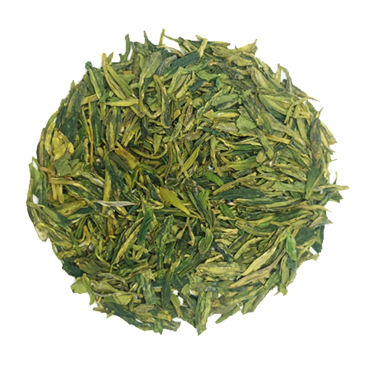 Wholesale loose leaf 4th longjing china green dieter tea with custom packaging - 4uTea | 4uTea.com
