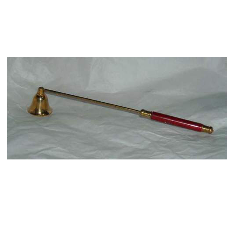 Candle Snuffer Wooden Handle