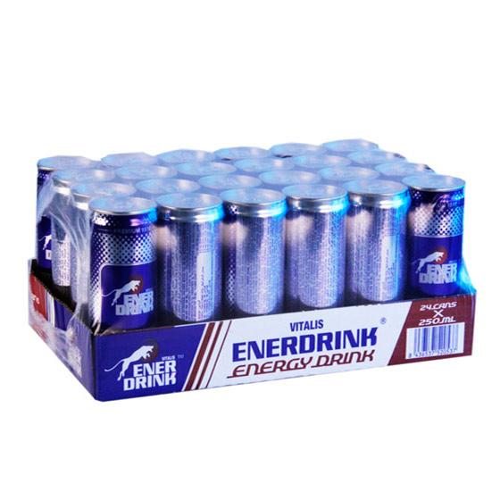 Оригинальный энергетический напиток ENERDRINK
