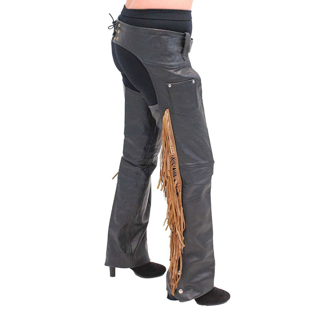 Best Sales Customize Your Logo on Comfortable leather Full chaps For Horses