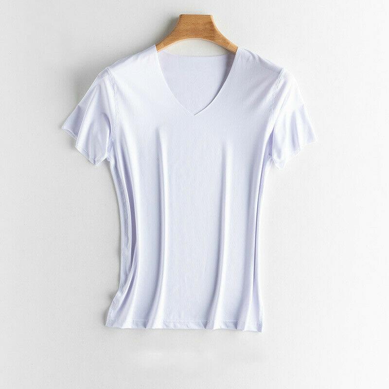 High Quality 100% Cotton Men Custom Screen Printing T Shirt
