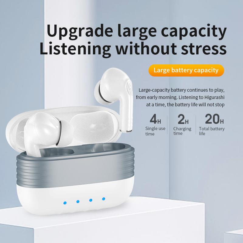 M30 BT 5,0 активного шумоподавления ANC наушники TWS true беспроводной Bluetooth динамик сенсорное управление игровой Hi-Fi наушники гарнитура