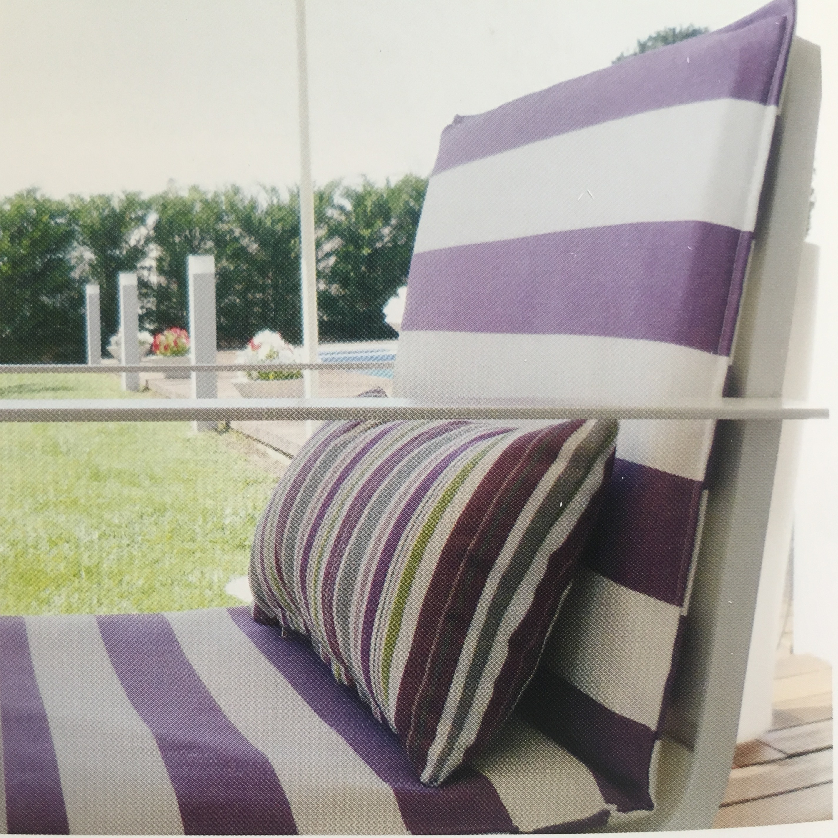 outdoor seat Fabric 100 Solution Dyed Acrylic Plain Waterproof Beach Gsm Style  patterned  Tent Feature Weight Material Yarn