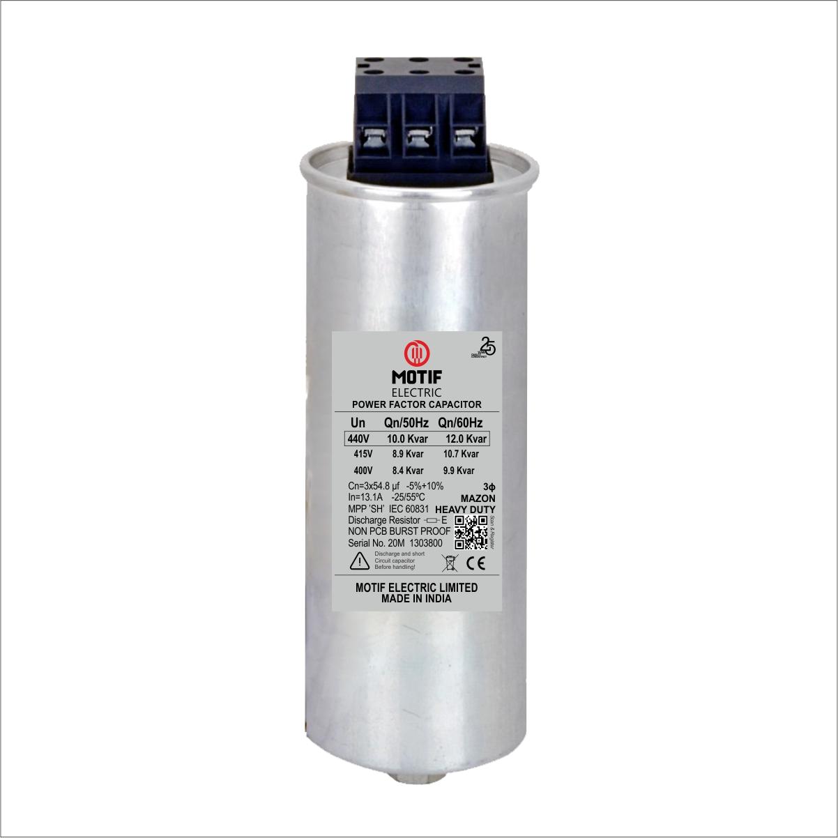 Factory Price 10 Kvar Power Capacitors 440v Power Factor Correction Capacitor 50hz 60hz Made In India Capacitor For Sale Buy 10 Kvar Power Capacitors Power Capacitor 10 Kvar Capacitor 10 Kvar Product On Alibaba Com