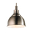 Nickle Plated Finishes Departmental Store Lighting Usage Hammered Pendant Light