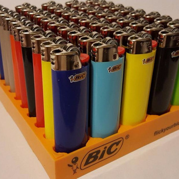 FREE SHIPPING-BIC-Lighters 50 Count Tray wholesales