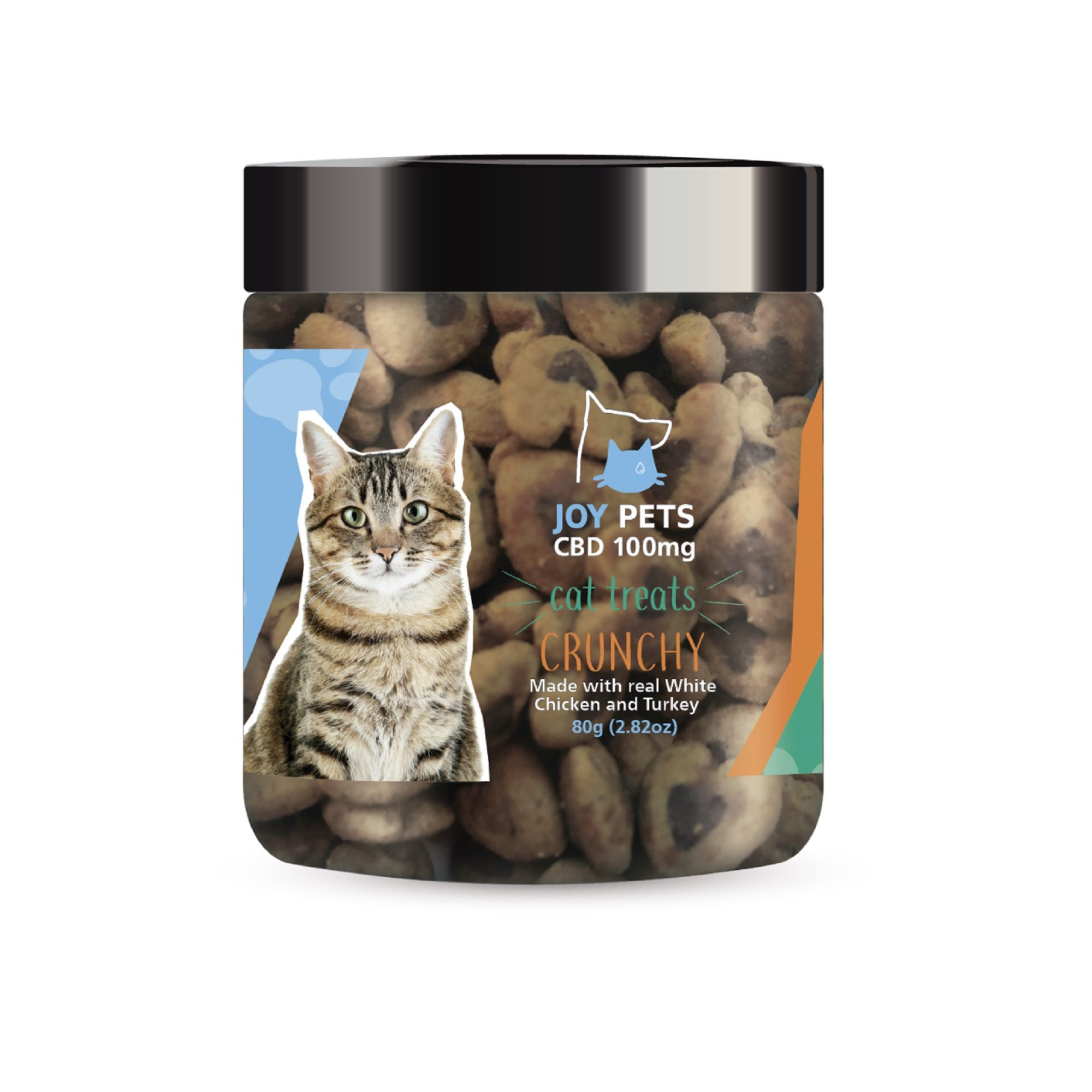 Joypets Cbd - Cat Treats - Crunchy 100mg Cbd Infused Treats For Anxious And  Nervous Cats - Buy Joy Pets Cbd Oil For Cats 25mg,Cat Treats 100% Organic,No  Thc Product on Alibaba.com