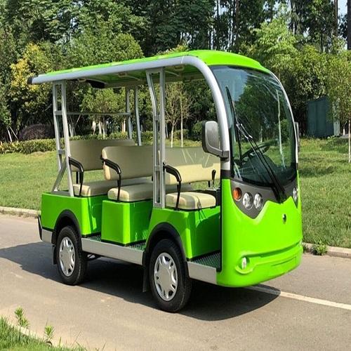 8 местный Электрический экскурсионный автомобиль 14-местный Wuling осмотра достопримечательностей двухэтажный автобус для продажи