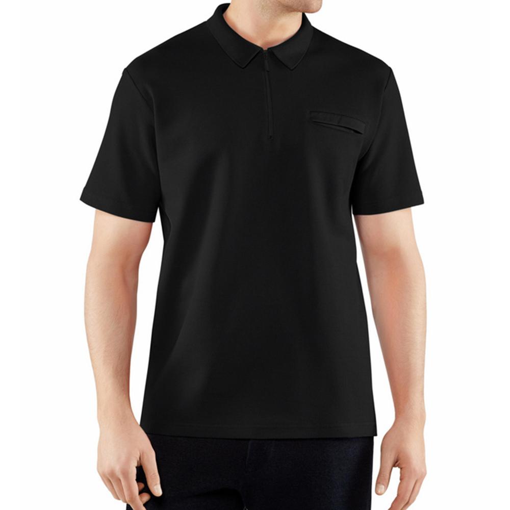 Slim Fit Men's Polo T- Shirt Black Color Short Sleeve Polo T Shirt - Buy Breathable Polo Shirt Polo Shirts Polo T Shirt Polo Shirt For Men Men Polo T ...