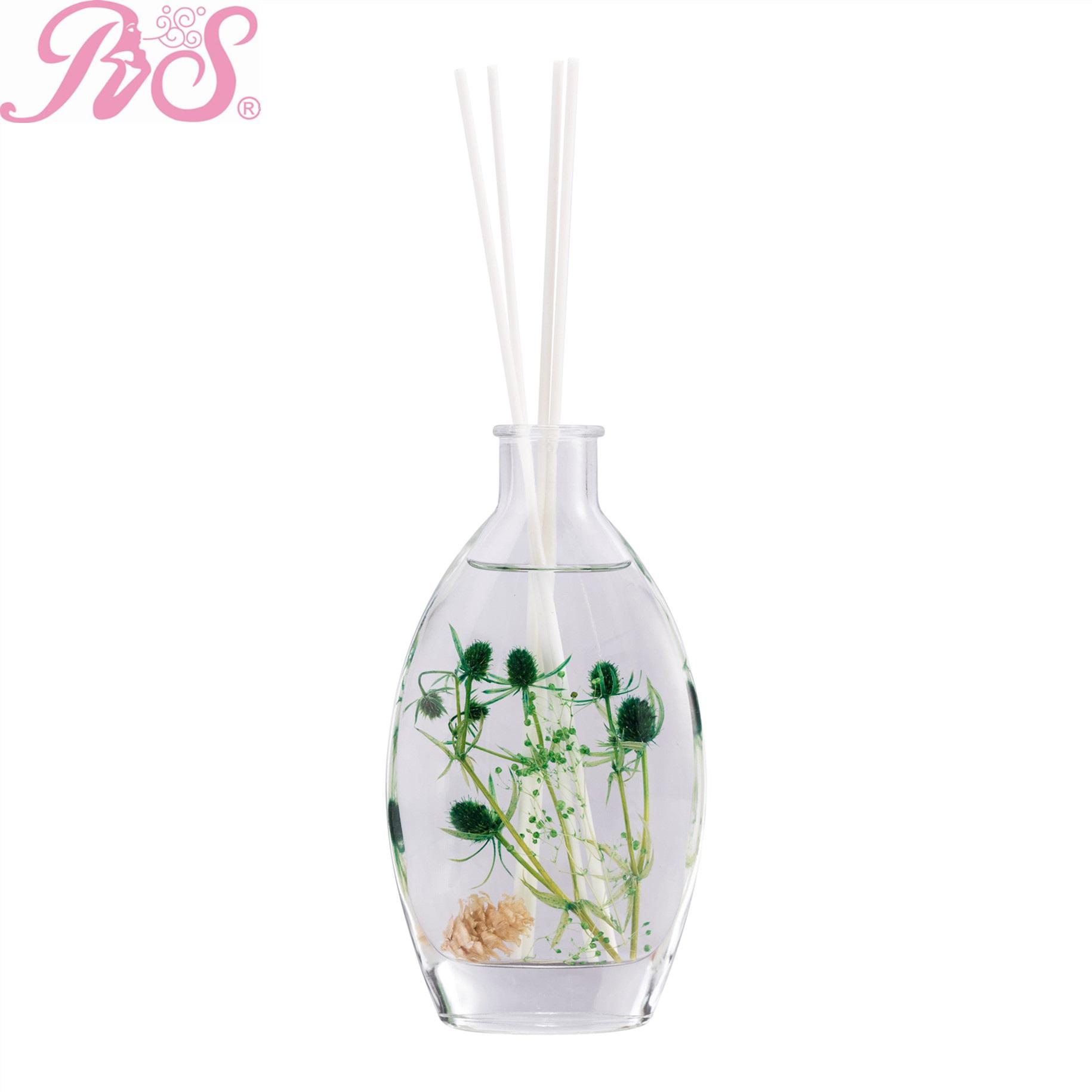Сушеные цветы для ароматерапии без огня, аромадиффузор для дома, подарок для украшения дома