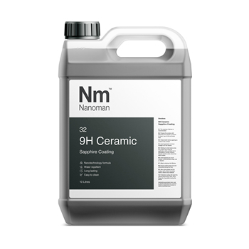 Nanoman Ceramic Diamond Coating for Cars Sapphire-hardness-coating