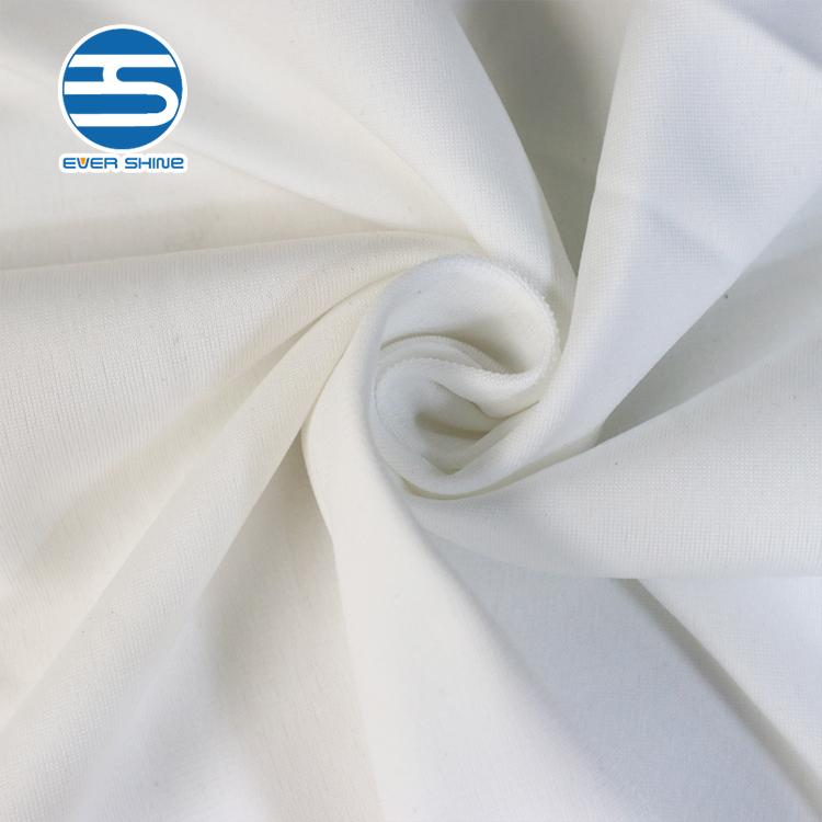 трикотажная ткань белая купить в