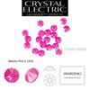 Cristal Électrique Rose (001 L137S)